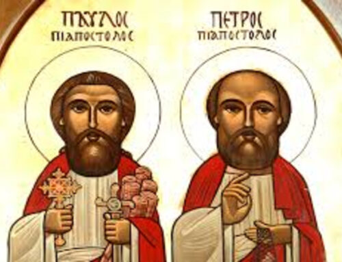 The Feast of Saint Peter & Saint Paul