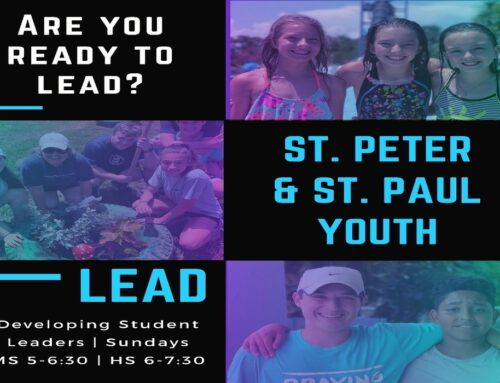 Are You Ready to Lead???