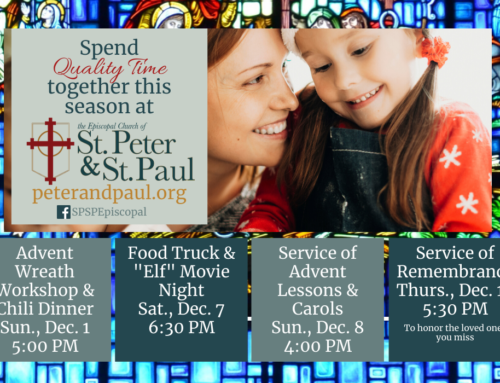 Advent & Christmas Services & Events