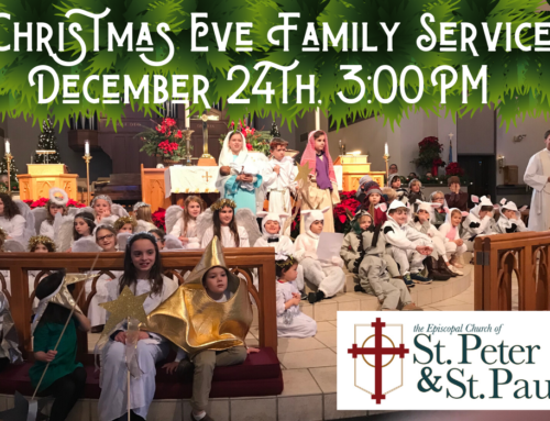 Christmas Eve Family Service