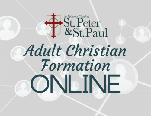 Adult Christian Formation Groups Are Going Online