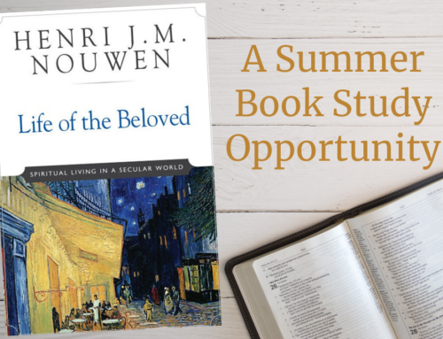 A Summer Book Study Opportunity