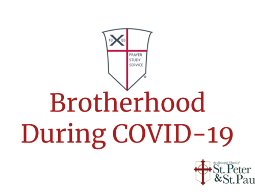 Brotherhood During COVID-19