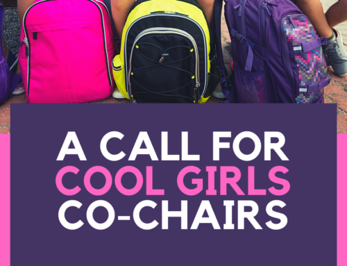 A Call for Cool Girls Co-Chairs!