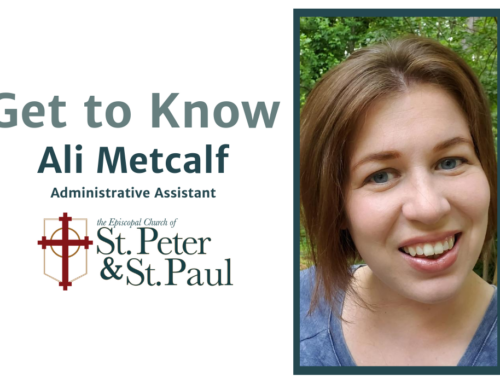 Get to Know Ali Metcalf – Administrative Assistant